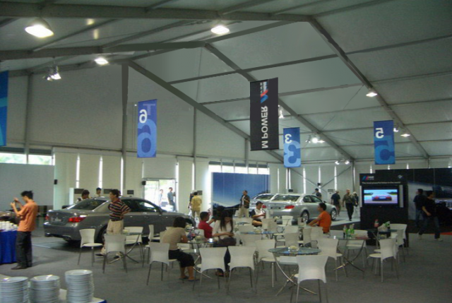Top Exhibition Tents Manufacturers